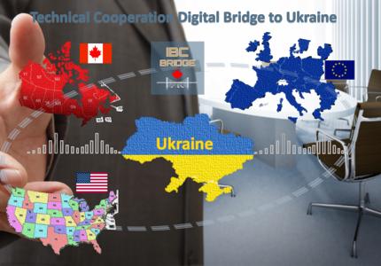 International Technical Cooperation (Assistance) Digital Bridge to Ukraine